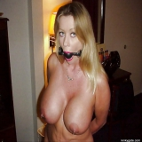 Slaves with Big Tits severely punished