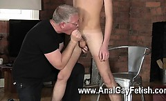 Amazing gay scene Jacob Daniels needs to be physically