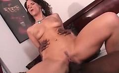 Sexy Mom Syren De Mer Seduces Her Well Hung Stepson