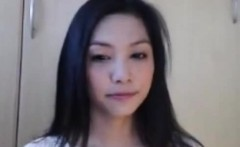 Hot Asian Webcam GIrl Plays 1