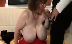 Fat Mature Woman Getting Fucked
