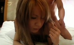 Sexy young asian girl on hidden cam