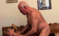Fat Old Gramps Fuck Blonde Teen