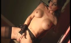 Sizzling Hot Busty Jessica James Lustful Seduction