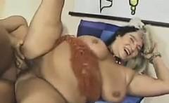 Fat And Wild European Grandma Wants Sex