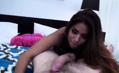Isabella De Santos is a sexy brunette with a nice pair of