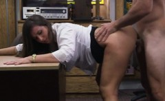 Huge ass babe pawns her pussy and banged at the pawnshop