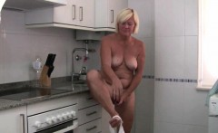 Europe's hottest grannies collection