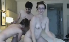 Amateur threesome webcam sex - Freecams.me