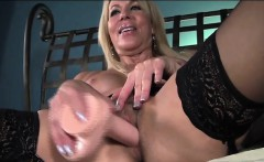 Erica Lauren in Sticking with Large Dildo