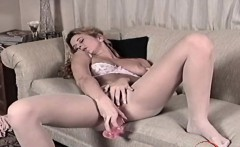 Sexy daughter blonde amateur