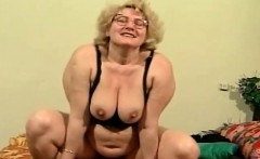 Hairy German Granny Howls