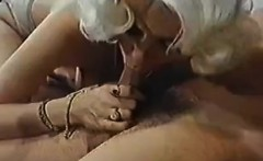 Seka, Eric Edwards in horny blonde from classic porn strips