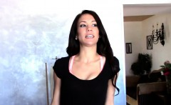Homeowner MILF latina seduces her real estate agent guy