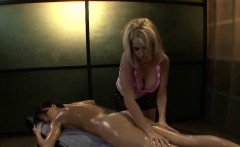 strapon sessions between jennifer dark and madison james oft