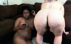 Fat Naked Lesbians Teasing