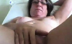Naked Mature Woman Teasing