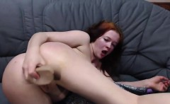 Sweet red Nikki likes real deep hardcore anal