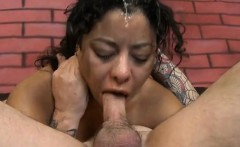 latina skank ava gardner does deep blowjob