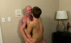 Gay twink boy talks dirty while getting fucked hard Horrible