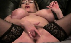 MILF with Huge Tits Squirting Like a Fountain