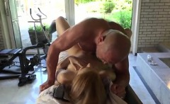 Hot mature fucks young Emily Rose needs to relieve and goes