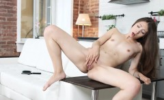 Stephany Moon's young and immaculate beauty gets exposed