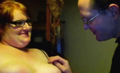 Raunchy BBW fingers her orgasmic cunt