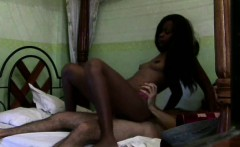 Hung White Stud Pumps Up African Girls Pussy Deep And Fast.