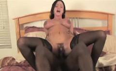 Ariella Ferrera Sucks Off the Black Cock of Rico Shades