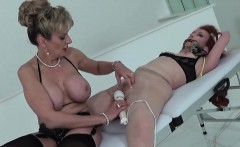Unfaithful british mature lady sonia flaunts her massive pup