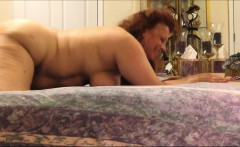 Cougar with big boobs Nailed From Behind