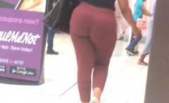 Jiggly Phat Butt Donk in Crimson Trousers (modified)