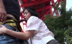 Asian teen gets fucked