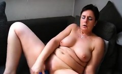Sexy fat mature Anna