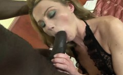 Horny Suzy takes a BBC up her ass