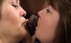 Adult swingers reveal dark penis at move orgy