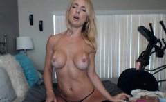 Hot Milf Webcam Masturbation