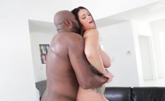 Alison Tyler Takes A Black Cock