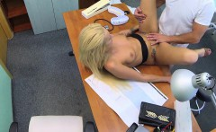 FakeHospital Doctors wife has hot sex with him in office