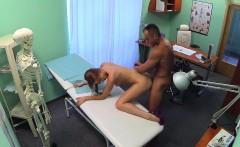 FakeHospital Boyfriend gets revenge with blonde nurse