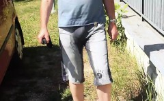 Piss in pants