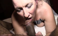 white freak pawg milf swallows dick phatt ass
