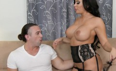 Big Tits Latin MILF In Sexy Lingerie Fucked Alexa Pierce