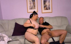 hausfrau ficken   german granny fucks her husband on camera