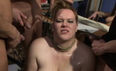 pissed on slaves double penetrated