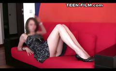 teen upskirt with no panties