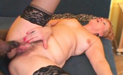 Lusty Mature Black Fucked And Creampied