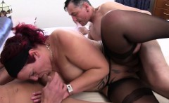 reife swinger mmf threesome with redhead german amateur