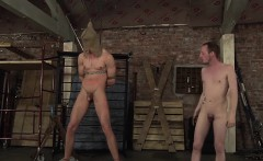 Sean Taylor teaching Billy a harsh ass lesson in dungeon
